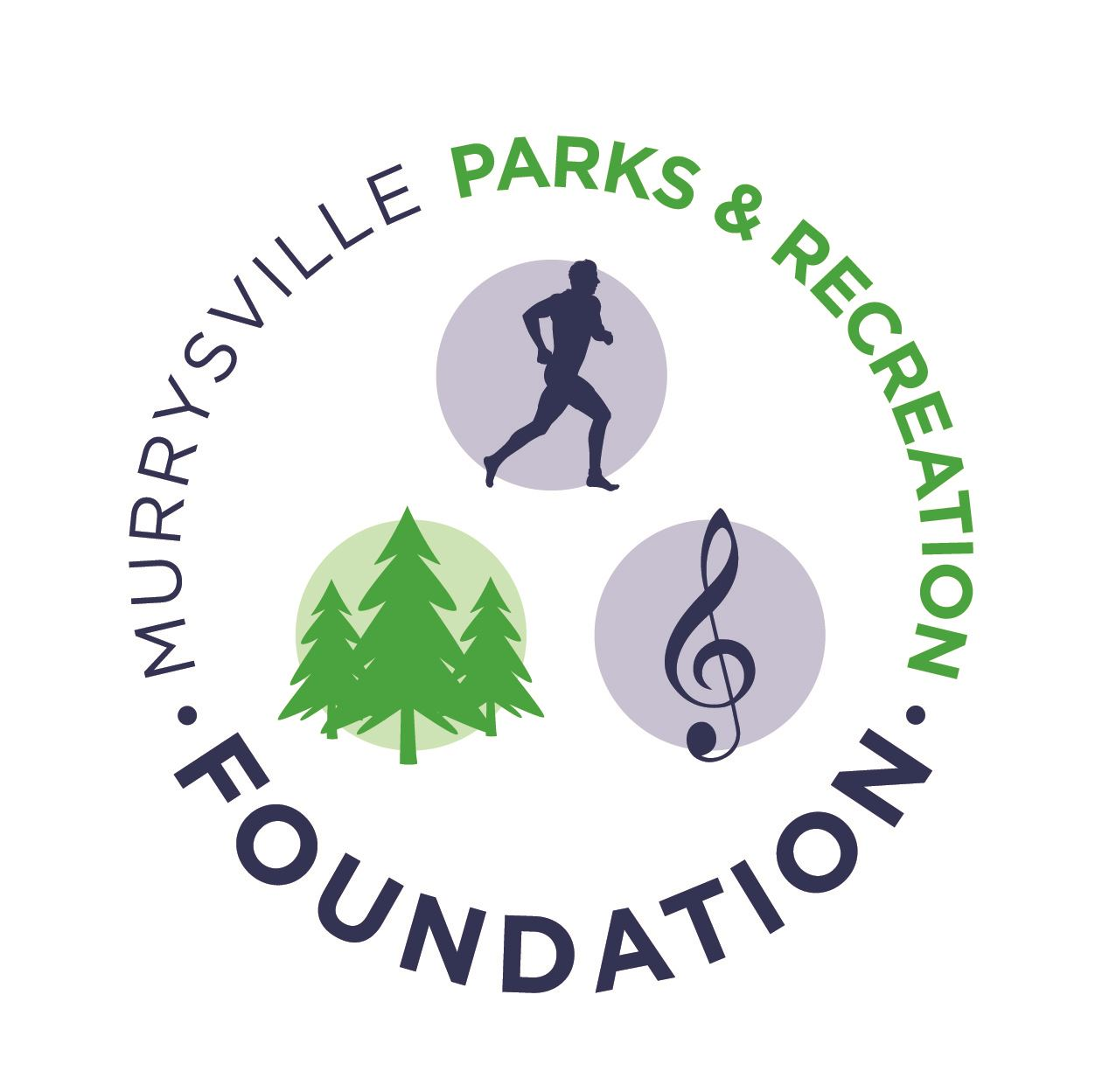 Murrysville Parks and Recreation Foundation Logo